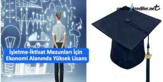ekonomi yüksek lisans