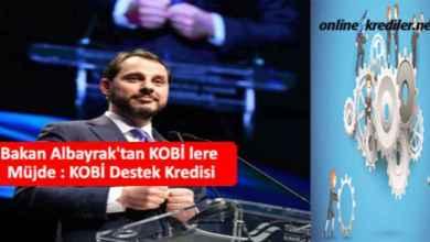Photo of Bakandan KOBİlere Müjde : KGF Destekli KOBİ Kredisi Geliyor
