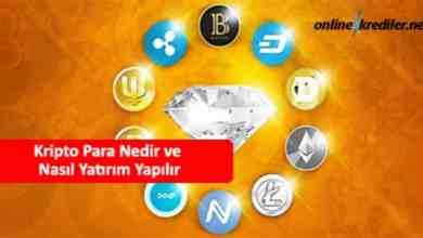 Photo of Kripto Para Nedir ve Nasıl Yatırım Yapılır