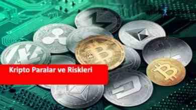 Photo of Kripto Paralar ve Riskleri