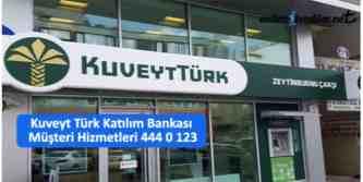 kuveyt türk müşteri hizmetleri işlem