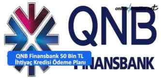 finansbank 50 bin kredi