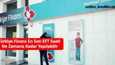Photo of Türkiye Finans En Son EFT Saati Ne Zamana Kadar Yapılabilir
