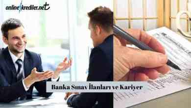 Photo of Banka Sınavları 2021 (Personel Alımı)