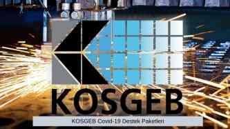 KOSGEB Covid-19 Destek Paketleri