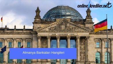 Photo of Almanya Bankaları Hangileri?