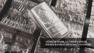 Photo of Gümüşe Nasıl Yatırım Yapılır, Hangi Bankalar Gümüş Satıyor?