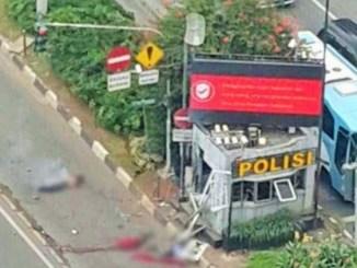Parkindo Kecam Keras Pelaku Serangan Bom Sarinah