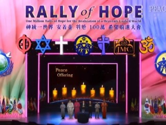 Gelar Rally of Hope, UPF Serukan Kolaborasi dan Kerja-sama Secara Global
