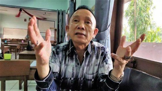 Penasihat BKS Pria GKPI Regional I Jabodetabec, Haposan Hutagalung