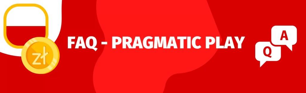 Masz więcej pytań o Pragmatic Play i gry tego producenta? Przeczytaj nasze FAQ!