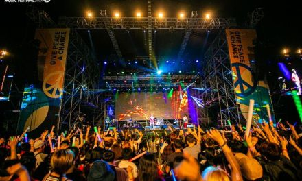 Korea Bring Peace together at DMZ Peace Train Music Festival!