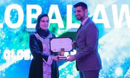 SALAMAIR CEO NAMED IN TOP 14 ARAB CEOS FOR 2018 DURING THE G2T GLOBAL AWARDS