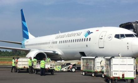 Garuda's LCC Citilink denies Malaysian affiliate plans