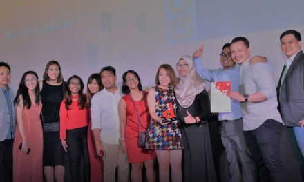 Malaysia Airlines Wins Gold and Bronze at Malaysian Digital Association d Awards 2019
