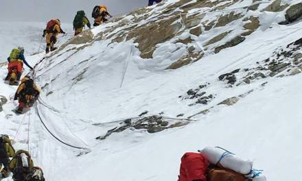 Record permits issued to climb Mount Everest this spring