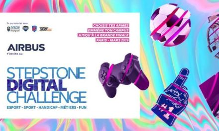 AIRBUS : STEPSTONE DIGITAL CHALLENGE