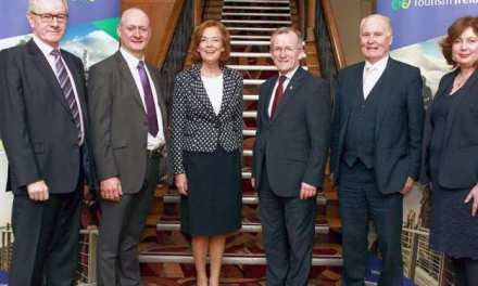 TOURISM IRELAND BOARD MEETS IN ARMAGH