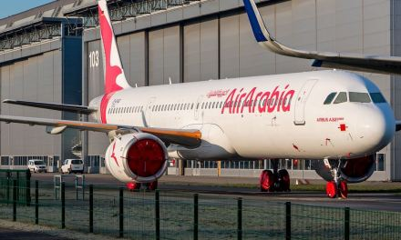 Air Arabia goes long-range with first A321neo