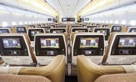 ETIHAD AIRWAYS AND PANASONIC AVIONICS INTRODUCE NEW WELLNESS SOLUTION
