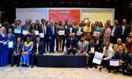 IATA HONORS ITS 2019 TOP PERFORMING GLOBAL TRAINING PARTNERS