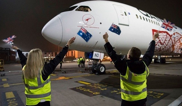 QANTAS HAILS SUCCESSFUL FIRST YEAR OF PERTH-LONDON FLIGHTS