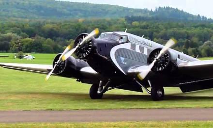 Lufthansa seeks museum place for vintage Ju 52