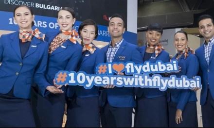 Fly Dubai : Celebrating 10 years of flying together