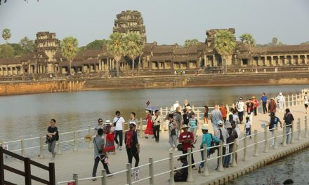Siem Reap named top tourist destination in Southeast Asia