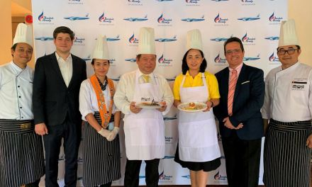 Bangkok Airways Organizes an Authentic French Cuisine Workshop