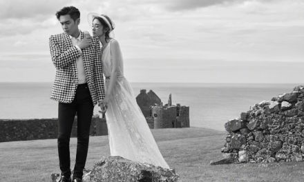 Chinese celebrity wedding spotlights Ireland