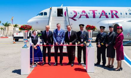 Qatar Airways Touches Down in Malta for the First Time