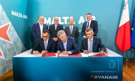 Ryanair To Purchase Malta Air