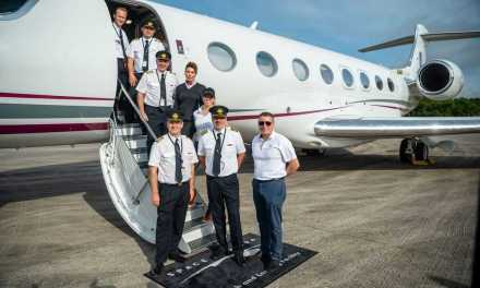 Qatar Executive Breaks the World Circumnavigation Speed Record on Gulfstream G650ER*