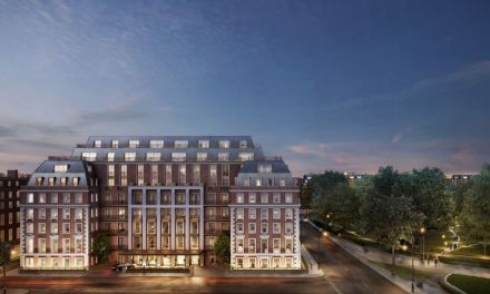 TWENTY GROSVENOR SQUARE : WORLD'S FIRST STANDALONE FOUR SEASONS PRIVATE RESIDENCES