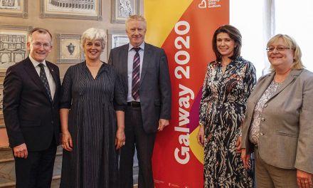Tourism Ireland launches Galway 2020 in Frankfurt