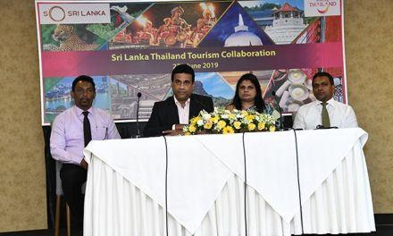 Thai expertise to expedite tourism recovery Shrilanka
