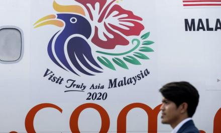 MALAYSIA PRIME MINISTER LAUNCHES VISIT MALAYSIA 2020 CAMPAIGN LOGO