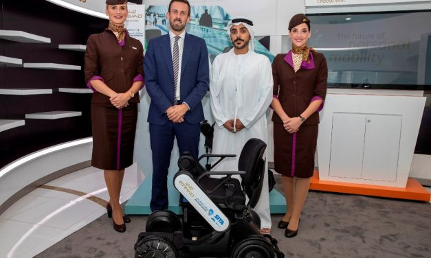 Trial use of autonomous wheelchairs Initiated