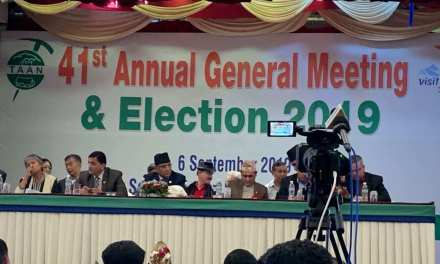 General Assembly and Election of TAAN