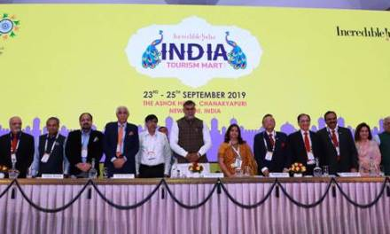India Tourism Mart 2019 Inaugurated in Delhi