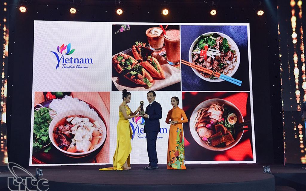 Vietnamese cuisine honored at World Travel Awards