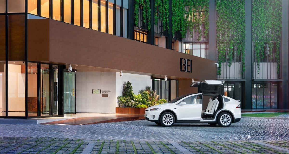 Joie De Vivre Hotels Celebrates Grand Opening of BEI Zhaolong Hotel in Beijing, China