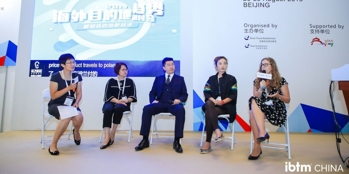 POT attracting Chinese tourists at IBTM China