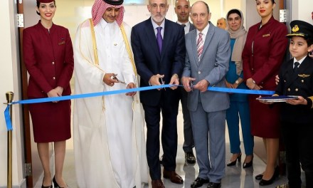 Qatar Airways Commemorates the Opening of its New Ward at the King Hussein Cancer Center in Jordan