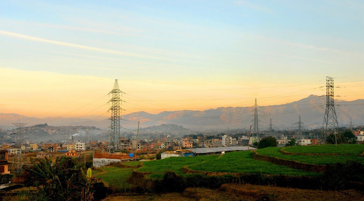 95 percent of Nepalis have access to electricity