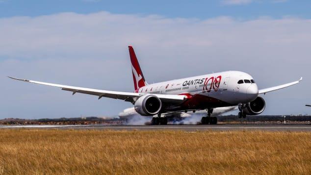 London to Sydney flight breaks world record