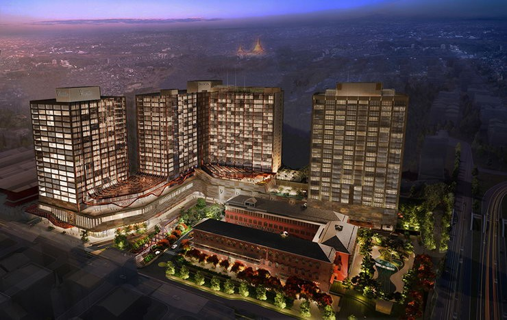 Marriott International signs agreement with Yoma Land to bring Westin brand to Myanmar in 2021