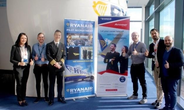 Ryanair Launches New Pilot Training Programme With Aviomar Flight Academy