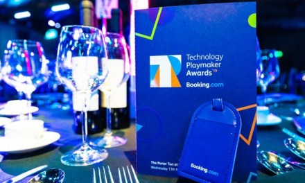 Booking.com names finalists for its 2020 Technology Playmaker Awards